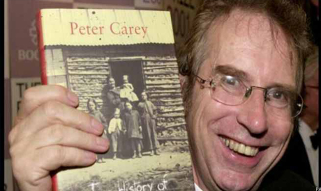 Peter Carey,
