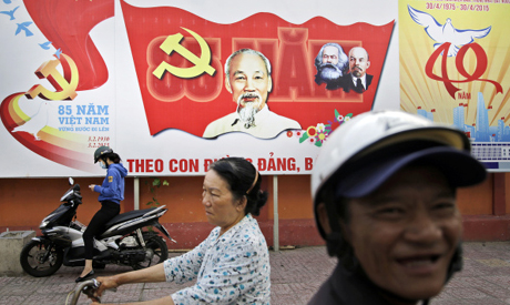 the communist victory in the vietnam The long read: after the military victory, vietnam's socialist model began to collapse cut off by us-led trade embargos and denied reconstruction aid, it plunged.
