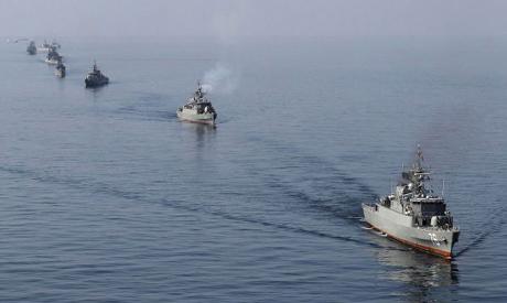 Iranian naval vessels