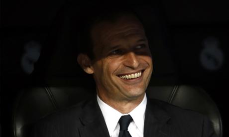 Juventus coach Allegri extends contract through 2020