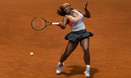 Serena Williams from U.S.