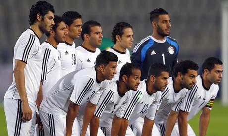 Egypt national team players