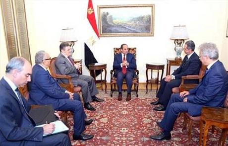 El-Sisi-Wafd