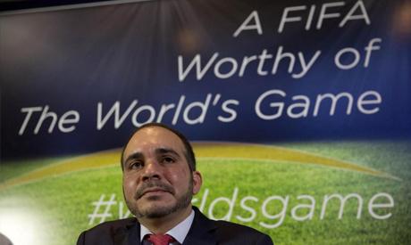 FIFA vice president Jordan
