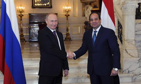 Putin- Sisi