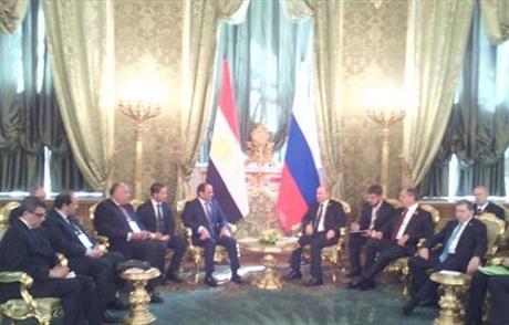 Putin-Sisi
