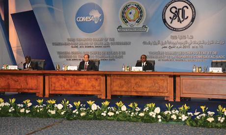 President Egypt 2015 Egypt's President Abdel Fattah