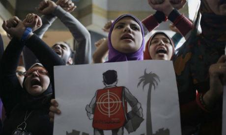 Egyptian journalists