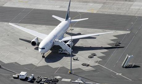 New Zealand aircraft