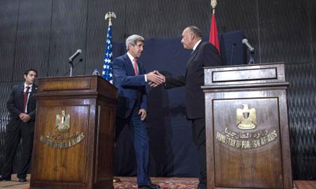 John Kerry and Egypt