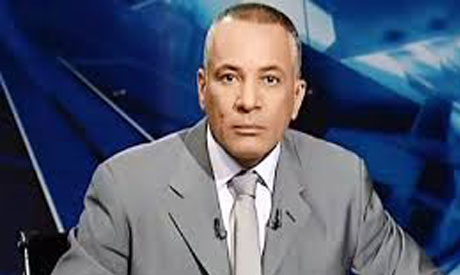 TV host Ahmed Moussa