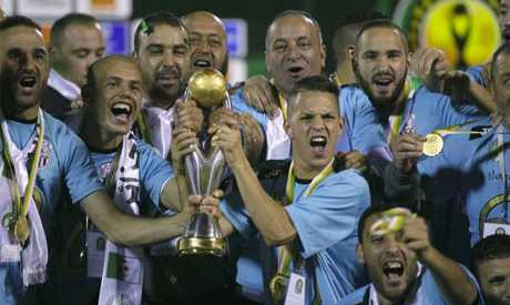 Entente Sportive de Setif of Algeria