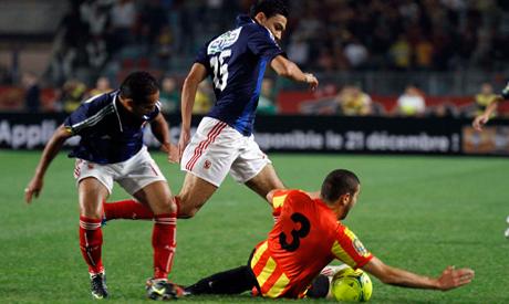 Esperance de Tunis vs Ahly