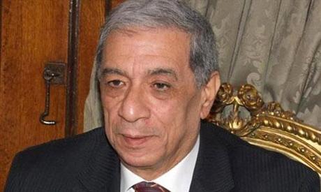 Egyptian prosecutor general, Hisham Barakat