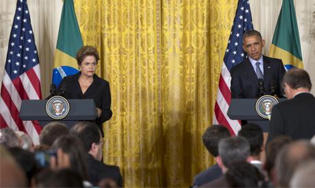 Rousseff, Obama
