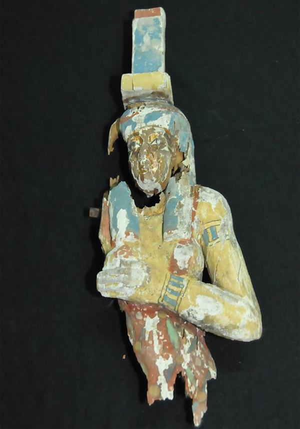 One of the four sons of Horus