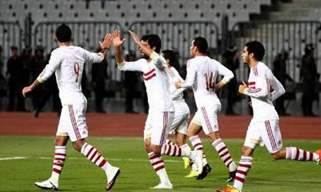 Zamalek players