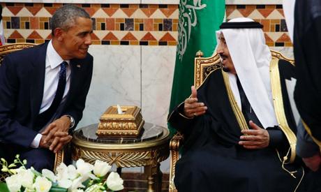 Obama & King Salman
