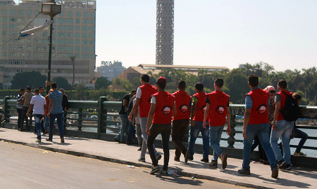 Volunteers of anti-sexual harassment Shoft Taharosh
