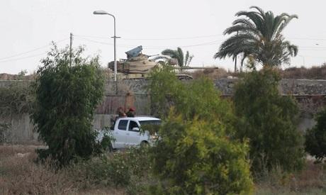 Sinai-Gaza border