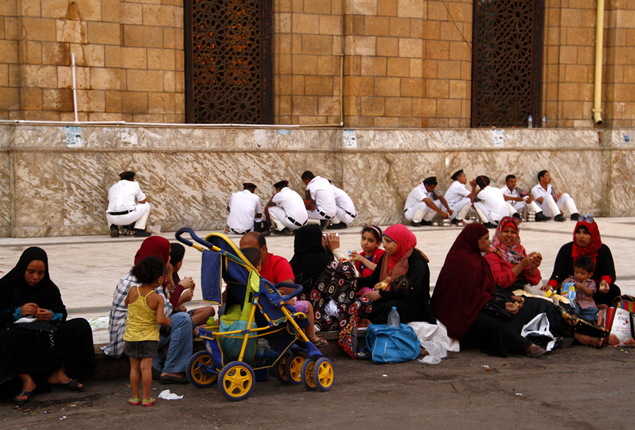 PHOTO GALLERY: Old Cairo during the holy month of Ramadan