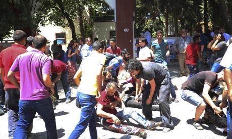 Turkish explosion