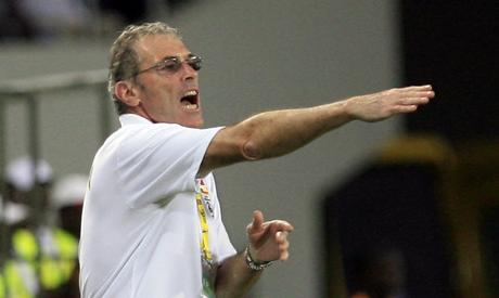 Coach Michel Dussuyer