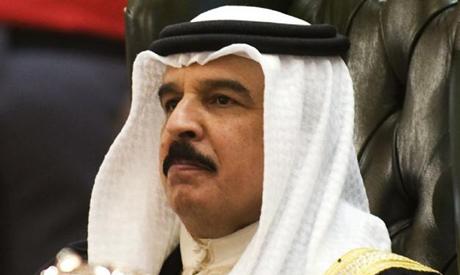 Bahrain's King Hamad Bin Isa