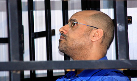 Libyan court gives death sentence to Gaddafi son Saif al-Islam