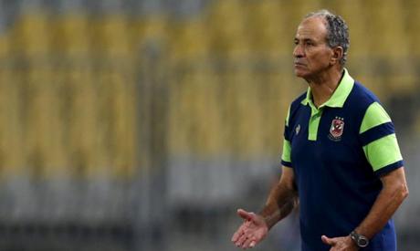 coach Fathi Mabrouk