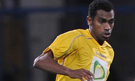 Former Egyptian and Ismaily midfielder Mohamed Homos