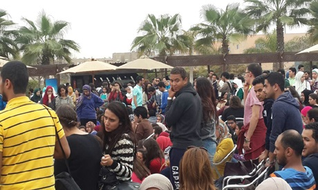 GUC sit-in