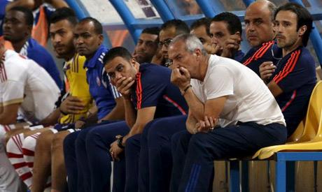 Zamalek coach