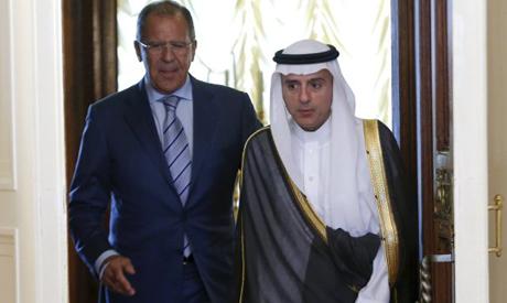 Lavrov, Al-Jubeir