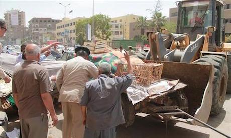 Cairo Streets Irregularities