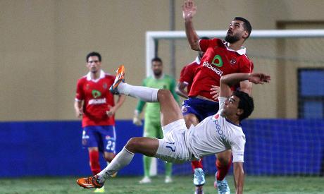 Ahly vs Ettihad El-Shorta