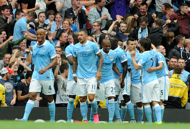 PHOTO GALLERY: Manchester City beat Chelsea, Arsenal win in England