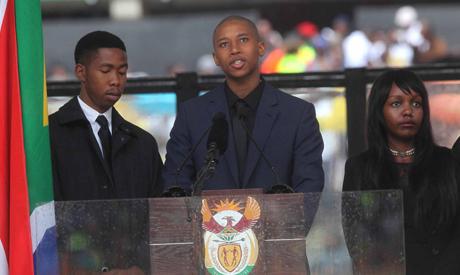 Mbuso Mandela