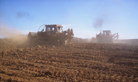 agricultural reclamation