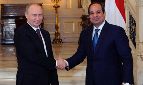 Sisi and Putin