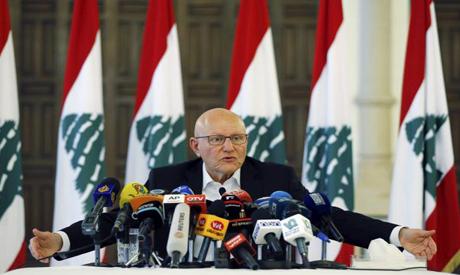 Lebanon PM Tammam Salam