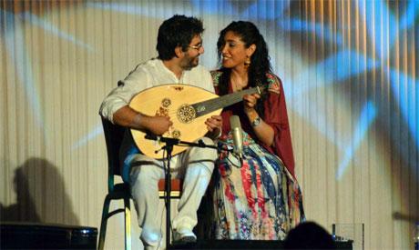 Ghassan Al-Youssef, Dina Abdel-Hamid