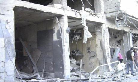 Ceasefire between Warring Parties in Syria