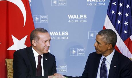 Obama & Erdogan