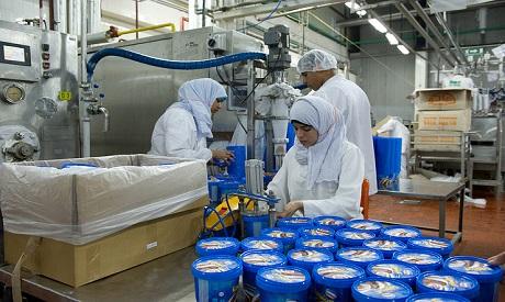 Nestlé workers