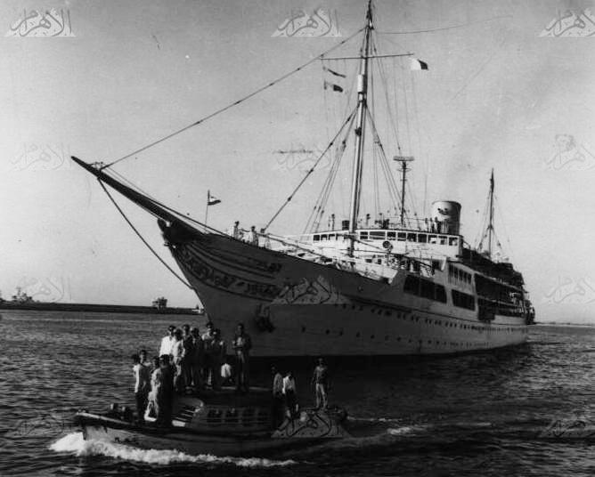 Mahrousa yacht 1