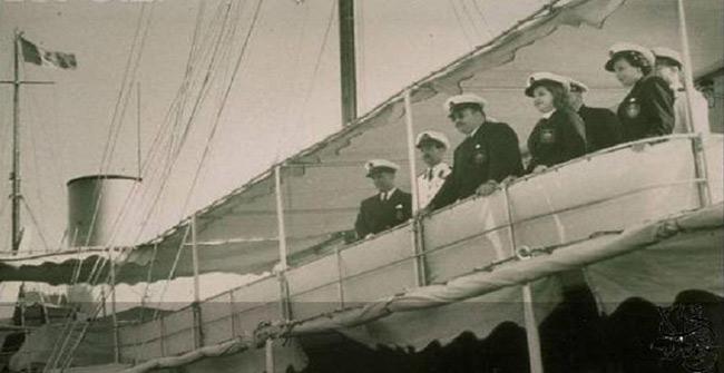 Mahrousa yacht