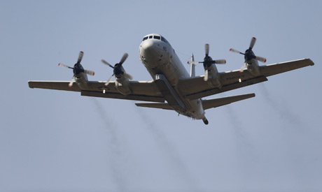 Navy P-3 Orion
