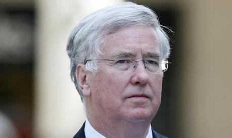 British defence minister