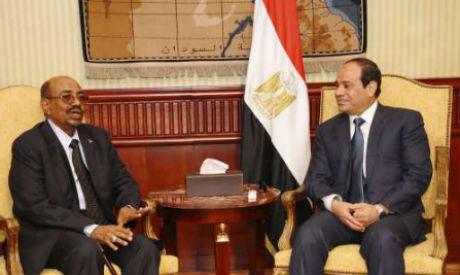 Sisi with Bashir
